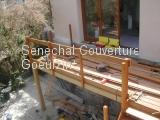 Fabrication de terrasse en bois exotique