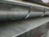 Gouttière en zinc