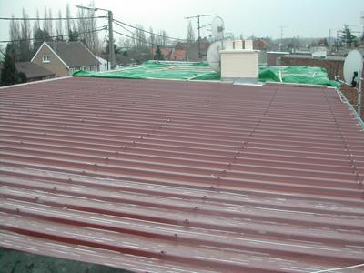 Toitures en t les isolantes par senechal couverture goeulzin - Comment refaire une toiture gratuitement ...